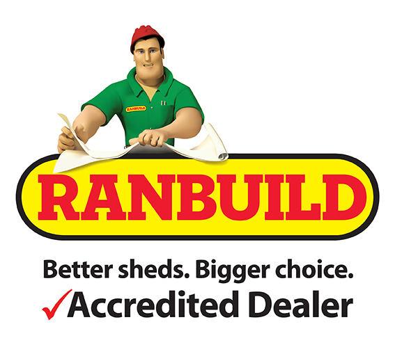 Brisbane Sheds Ranbuild Accredited dealer