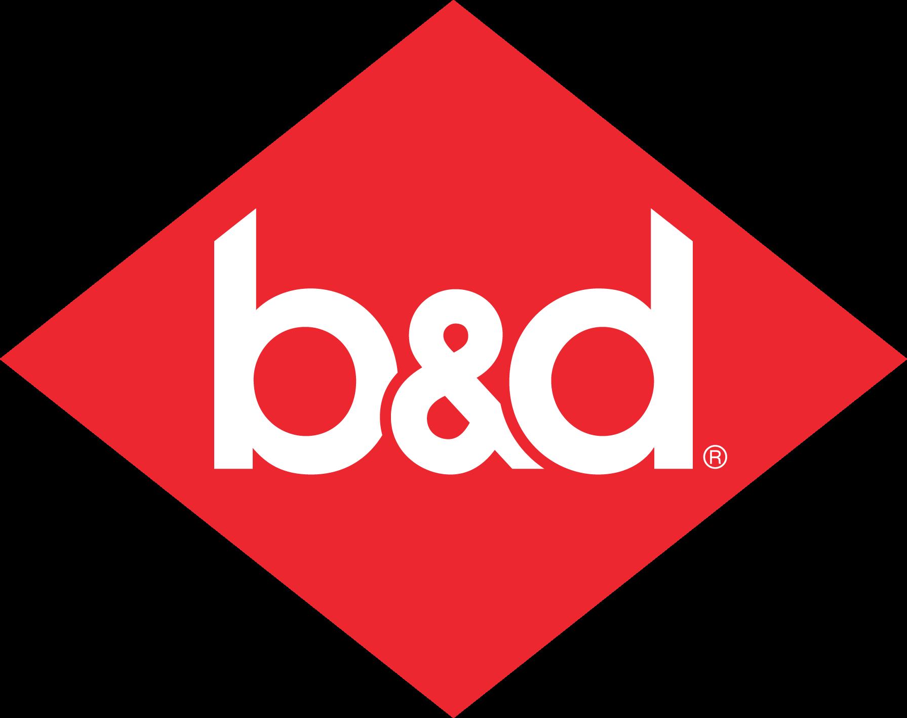 B&D Logo